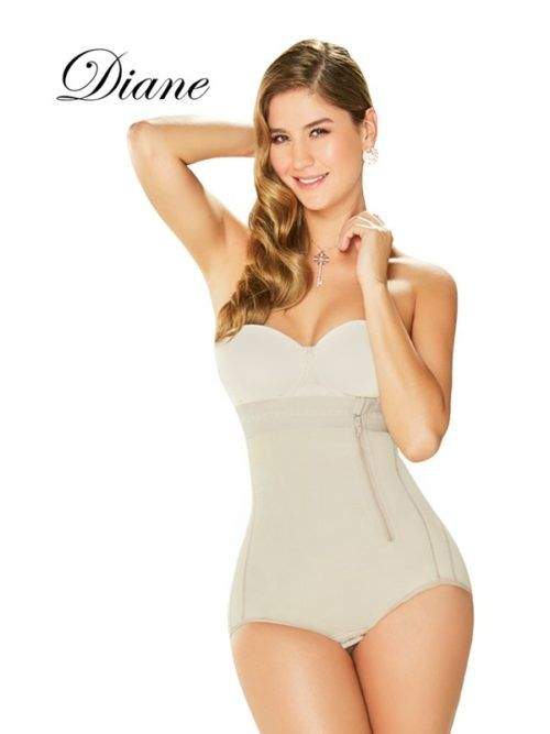 2405 – Faja Body Strapless Powernet